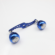 Kawa Fishing Handle for Bait Casting and Water-drop Reel, Handle Rocker, Alloy ALu, 105mm Length. 8*5mm Hole Size, Free shipping