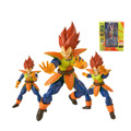 "Dragon Ball Z Vegeta SHFiguarts SHF MOVABLE PVC Action Figure Collectible Modelo Toy 6.5 ""16 CM"