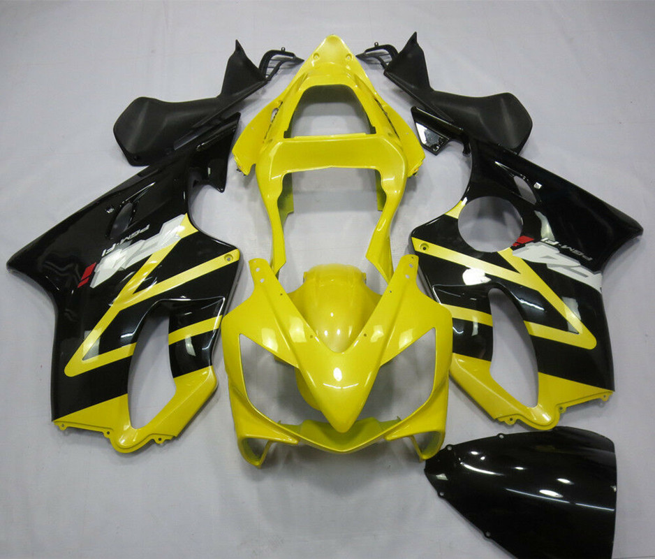 ZXMT UV light curing paint Motorcycle Fairing Kit For Honda CBR600 F4i 2001 2002 2003 ABS Injection Plastic Bodywork