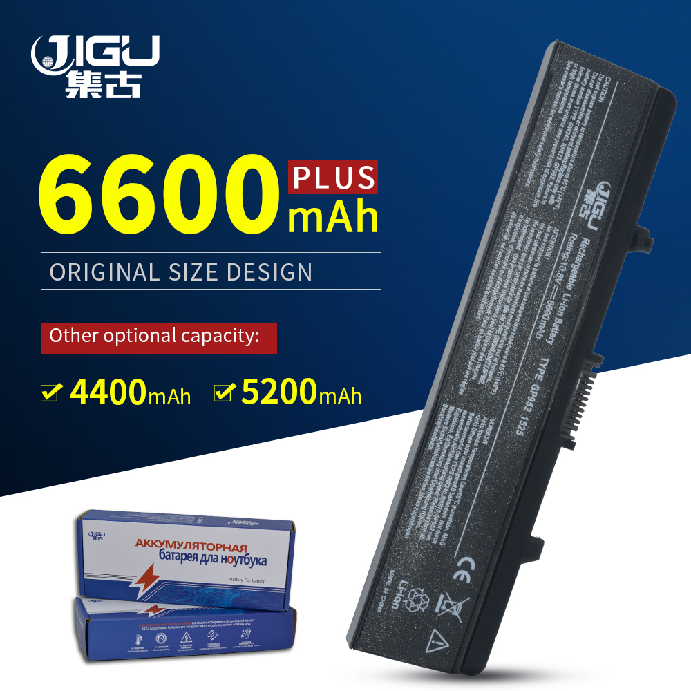 JIGU Laptop Batterie Für Inspiron 1525 1526 1545 Für Dell 312-0625 C601H GW240 312-0633 RU586 GP952 451-10534 M911G XR693 6 Zellen