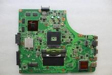 Nuevo Original del ordenador portátil placa madre para asus P53S X53S A53S K53S K53SV REV: 3.1 USB3.0 GT540M 1G 60-N3GMB1900-B02 mainboard