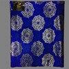Excellent Royal Blue Sego Headtie African Head Tie Super Jubilee Nigeria Gele Top Quality African Head