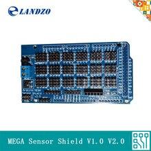 For font b Arduino b font MEGA Sensor font b Shield b font V1 0 V2