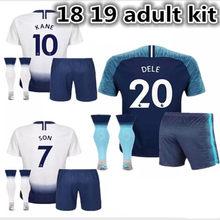 f1b35990c 2019 Adults kit 2018 Tottenhames football shirt KANE Home away 18 19 LAMELA  ERIKSEN DELE SON Away bluel kit shirt soccer jersey
