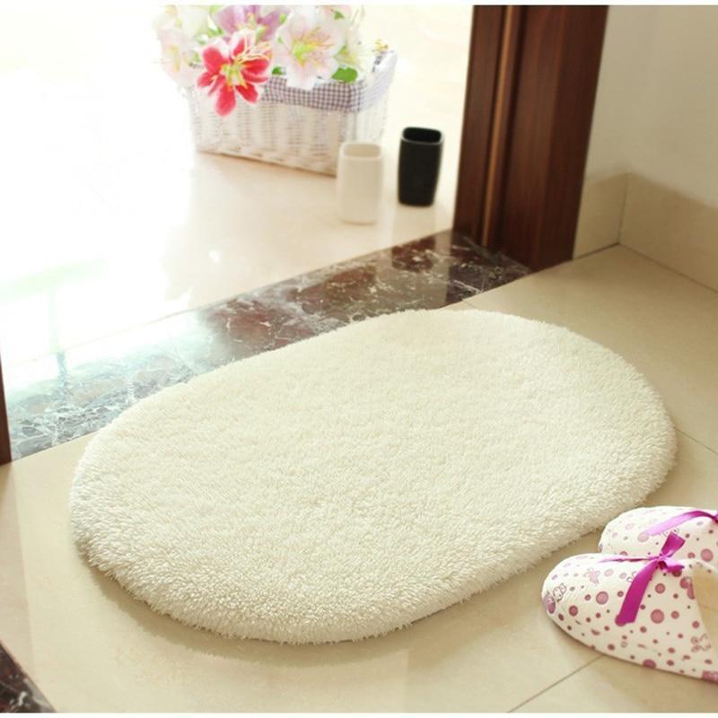 40*60 CM Plush Velvet Non slip Bedroom Floor Soft Plush ...