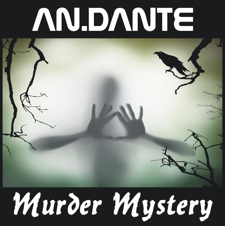 2016 ANDANTE Murder Mystery av Andreas Dante -Magic tricks