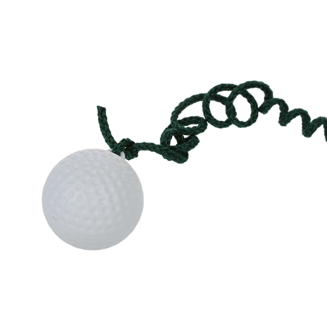 Wholesale! Golf Driving Ball Swing Hit Practice Training Aid