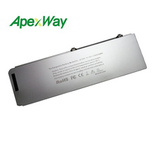 ApexWay 10.8V 52Wh laptop battery For APPLE A1281 MB772 MB772*/A for MacBook Pro 15″ A1286 15″ MB470CH/A 15″ MB470J/A