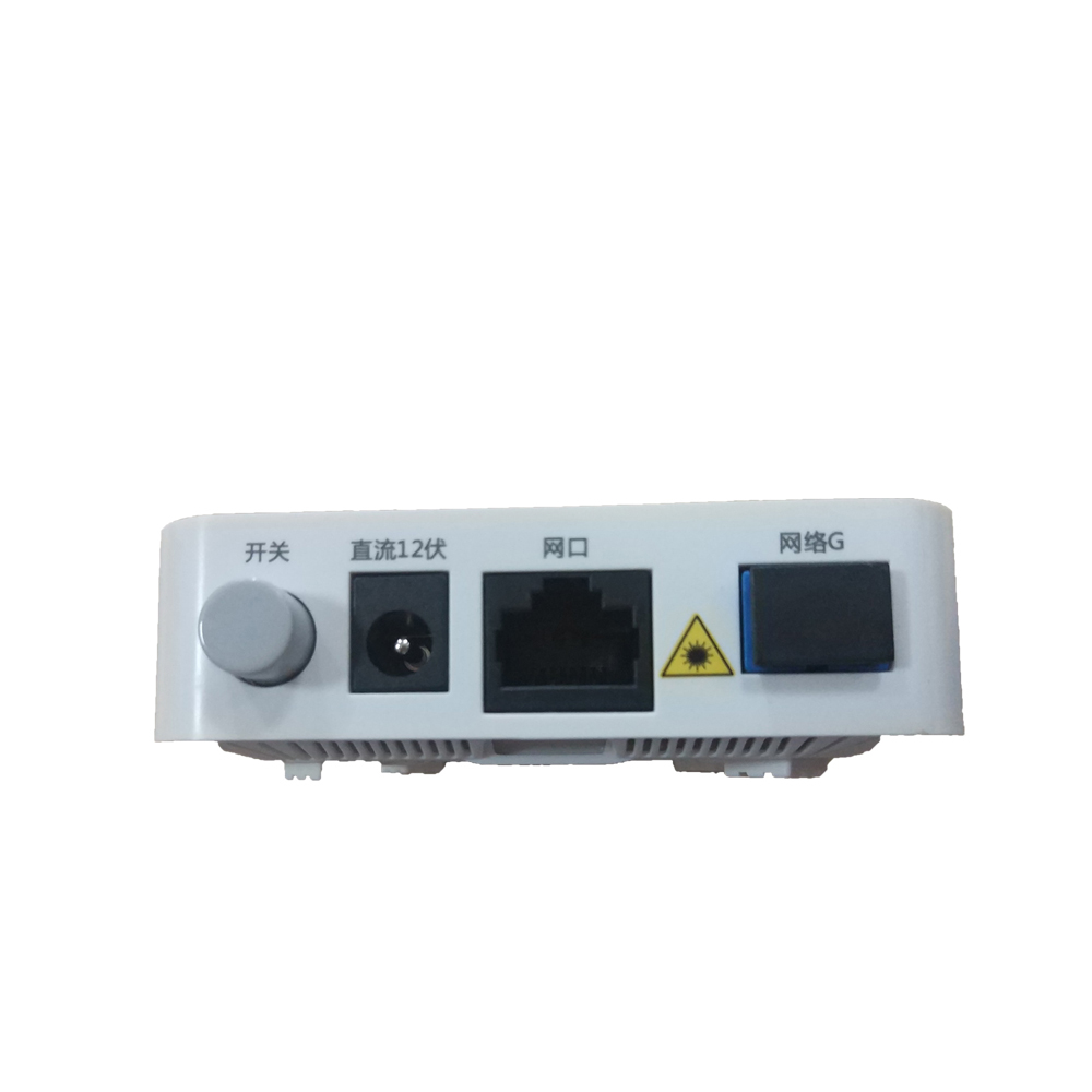 Mini GPON ONU AN5506 01 A FTTH ONT With 1GE Internet Port English Firmware in Fiber Optic Equipments from Cellphones Telecommunications
