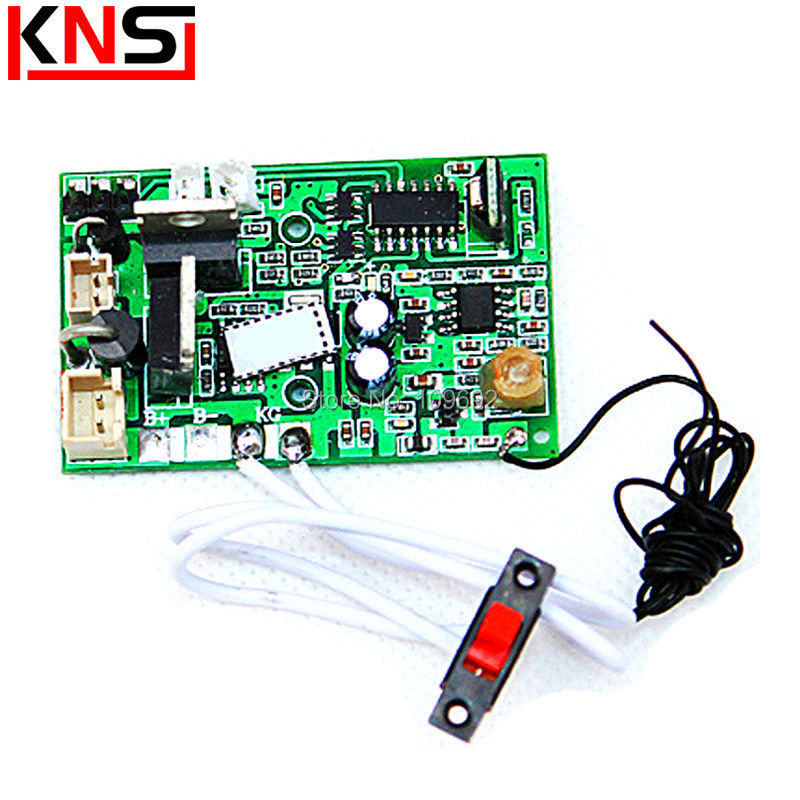 100% Original Double Horse DH 9104 Shuang Ma 9104-20 Receiver Board Shuangma RC Helicopter Circuit Board PCB Spare Parts DH9104 double horse shuangma dh9101 sm9101 9101 23 controller equipment 27mhz rc spare parts rc part rc accessories