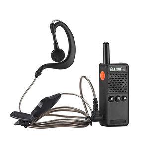 Image 3 - 2 個ハンドヘルド T M2 子供双方向ラジオ 128 チャンネル M2 PMR ミニトランシーバートランシーバー超小型 FRS/GMRS walki Talki