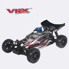 Дистанционного управления автомобилем VRX гонки 1/10 nitro Багги одного скорость с FC.18 двигатель РТР багги игрушки для детей 4wd rc