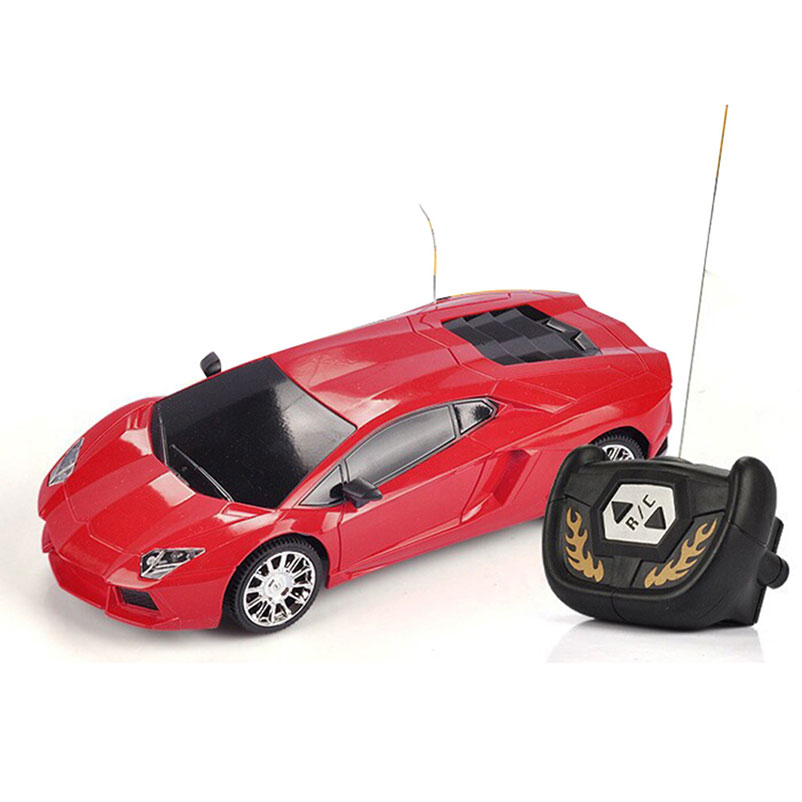 19cm Licensed 1:24 RC Car KIds Boys Gifts 2 Channels