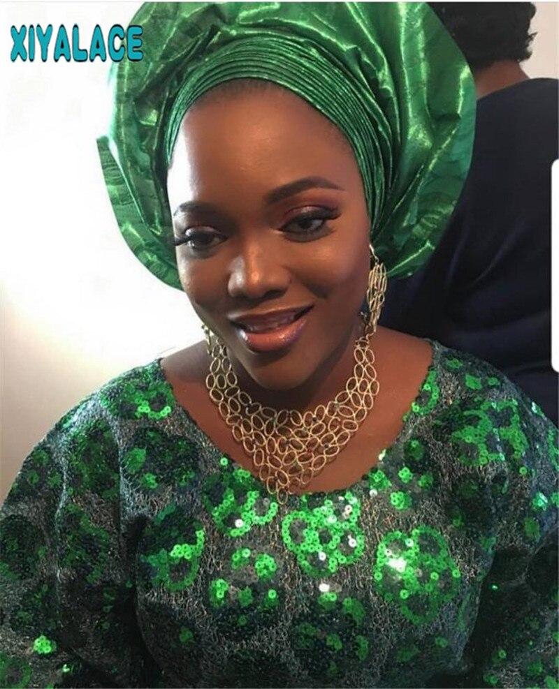 الأخضر قماش الأورجانزا الأفريقي المزخرف النسيج عالية الجودة النيجيري الترتر الدانتيل النسيج 2019 الأفريقي الدانتيل الفرنسي النسيج ل التعشيب 2644b-في دانتيل من المنزل والحديقة على  مجموعة 1