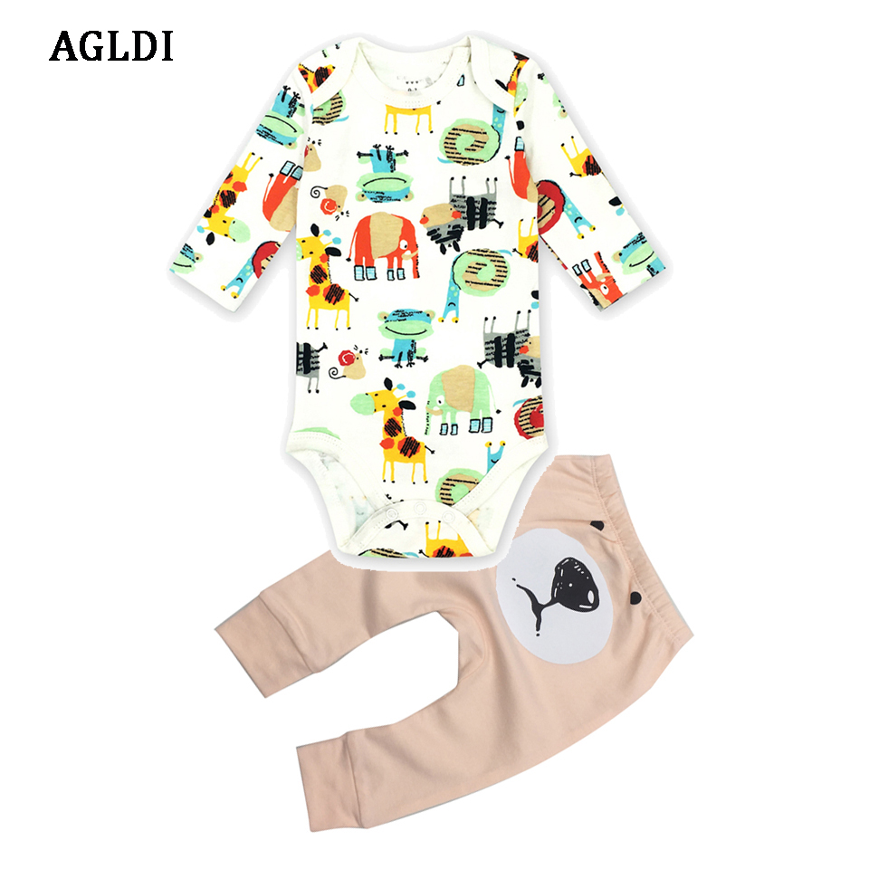 2pcs Baby Set Cotton Winter Baby Clothing Set Outfits Bebes Suits Warm Tops Pants Infant Newborn Baby Boy Clothes Winter Sets baby girl clothes sets infant clothing suits toddler girl birthday outfits tutu one year set baby product gift for newborn bebes