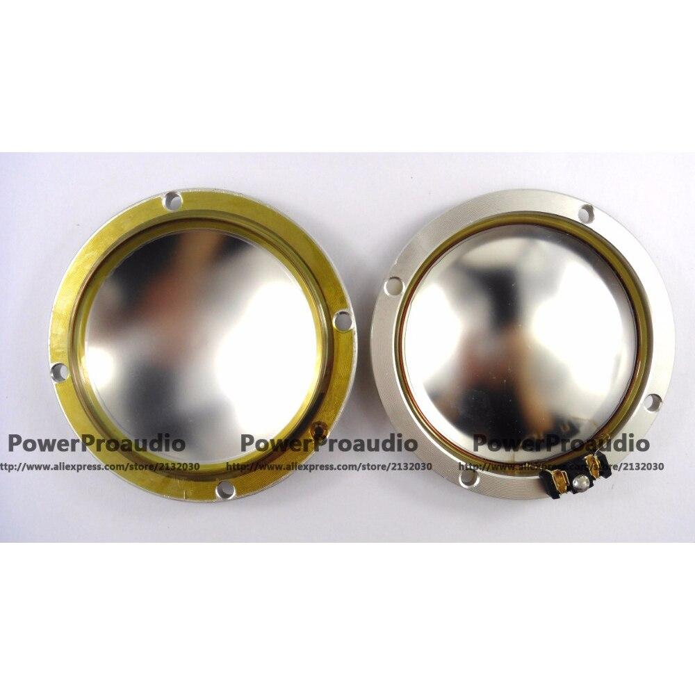 2 STUKS Hoge Kwaliteit Vervanging Diafragma voor JBL SRX712 SRX715 SRX735 2431 H Horn Driver Reparatie Deel-in Speakeraccessoires van Consumentenelektronica op  Groep 1