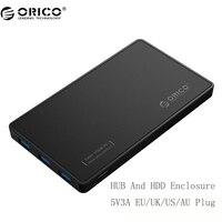 Orico 2588h3 2.5 hdd 인클로저 usb 3.0 하드 드라이브