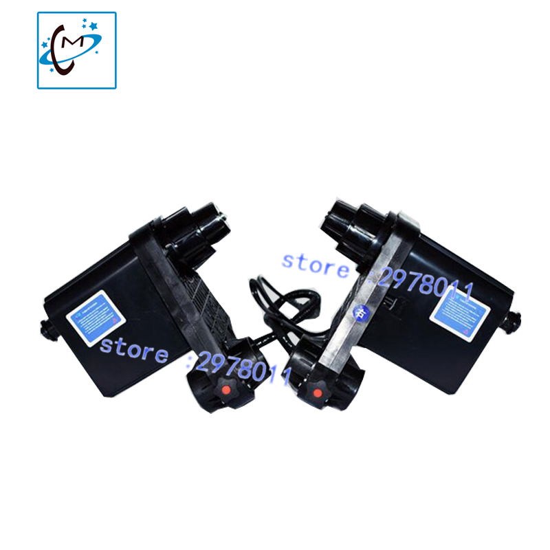printer Take up System Paper Collector  with double motor for Roland Mimaki Mutoh plotter printer paper receiver