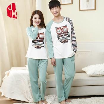 Spring Autumn Long Pajama Set