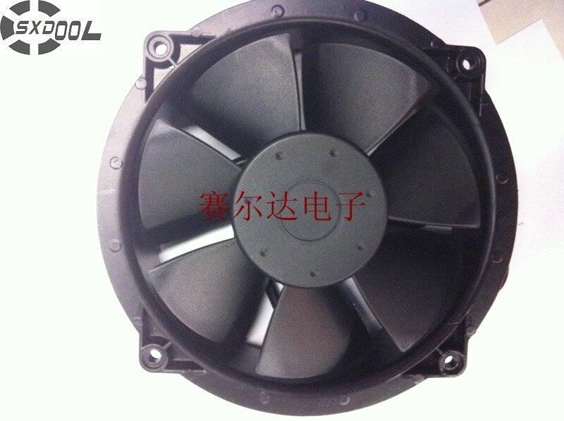 SXDOOL осевой вентилятор XF2362ABH 23 см 230 мм 220 В/240 В с подшипником 230*200*65 мм