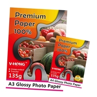 135 G Stiker Glossy Photo Paper