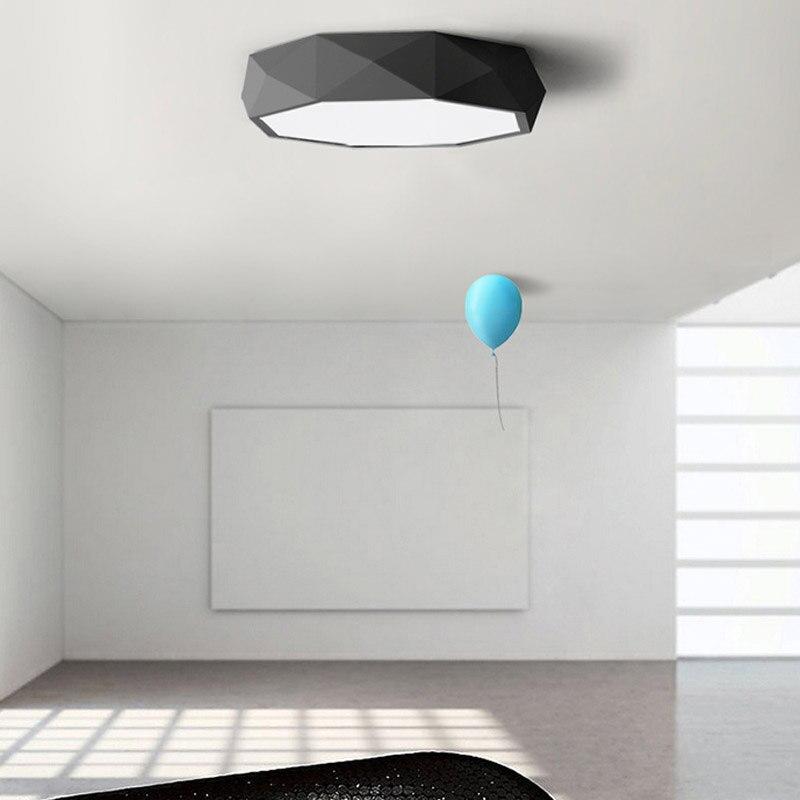 ξnowoczesne Lampy Sufitowe Akrylowe 24 W Led Oprawy Oświetleniowe