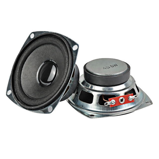 AIYIMA 2 piezas portátil de 3 pulgadas de columna altavoces de Audio 4Ohm 5 W de gama completa de equipo Hifi estéreo Bluetooth altavoz Multimedia altavoz