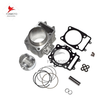 CYLINDER /CYLINDER GASKET AND PISTON /PIN/RINGS /CIRCLIP/VALVE SEALING OF CF625/ Z6/Z6EX /196S ENGINE PARTS NO.IS 0600-023100