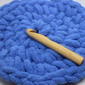 Novas 32 Cores 250g Fios de Crochê Grossa Para Cobertor De Confecção De Malhas Lenço laine um tricoter Fios de Lã Macia