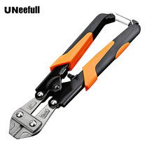 8-inch Steel Bar pliers Bolt Cutters Pliers Cable wire Stripping Crimping tools Cutting Electrician Pliers Hand tools hold steel wire pliers german quality japanese industrial grade pliers cutting pliers pliers