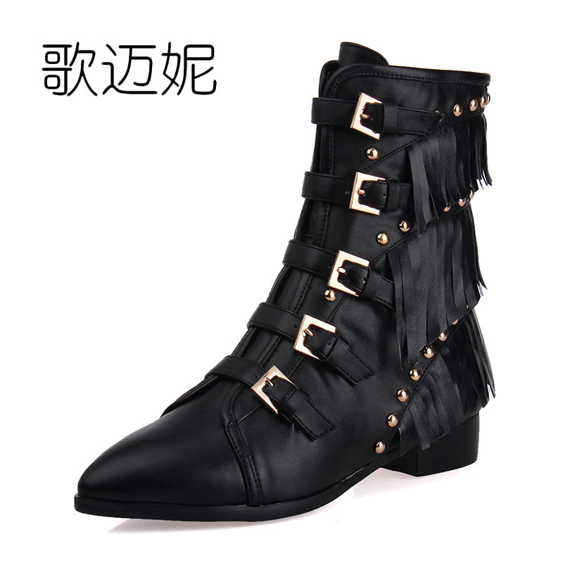 womens winter boots women ankle boots botas mujer gothic shoes bota botte femme winter shoes woman boots schoenen vrouw laarzen fashion women snow ankle boots fur bota femininas zapatos mujer botines botte chaussure femme botas winter woman shoes flat heel
