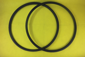 Image 2 - cheap 29er XC tubeless MTB carbon rims 30mm x 30mm UD Matte 29inch 24 28 32H cross country wheelset parts