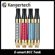 5pcs Original Kanger E-smart 510 BCC Clear Clearomizer 1.2ml e-Liquid Capacity 1.8ohm Bottom Coil Changeable Atomizer Tank E-cig