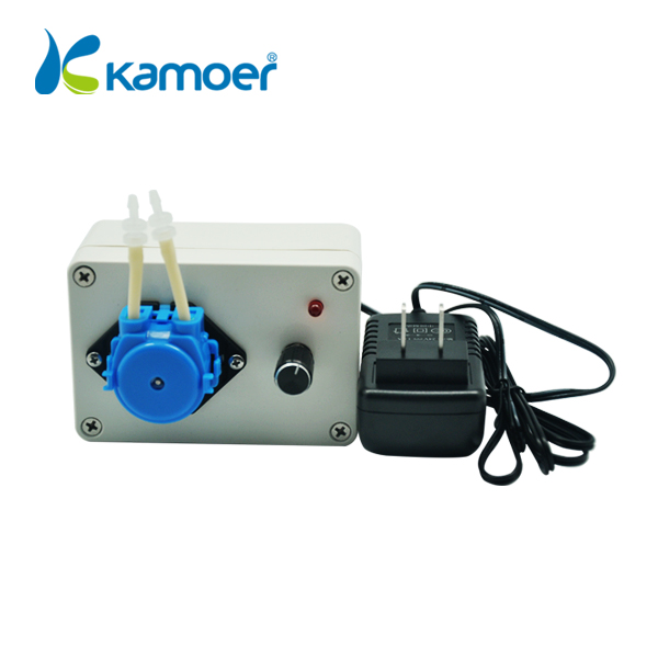 Kamoer KCPC Peristaltic Water Pump Simple and Easy Control Peristaltic Pump kamoer lab uip peristaltic pump high precision and intelligent water pump