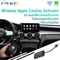 Joyeauto Wireless Carplay Car Play Activator Android Auto for Audi Mercedes Porsche Volkswagen Hyundai Volvo Cadillac (Pre Sale)