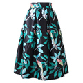 Pleated Maxi Skirt High Waisted  2017 Summer Style Vintage Skirt Hepburn Color Long Maxi Skirts Womens Fashion American  Apparel