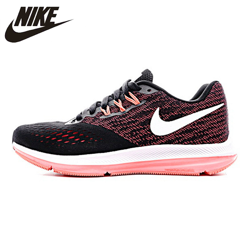 Nike New Arrival ZOOM WINFLO Women's Running Shoes Original Sports Shoes Breathable Outdoor Sneakers 898485 original new arrival nike zoom speed tr3 men s walking shoes training shoes sneakers