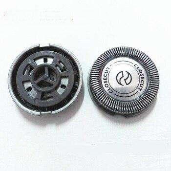 цена на 3pcs Shaver Head Replacement Razor Blade For Philips AT610 AT620 FT618 FT668 HQ6900 HQ6868 HQ6940 HQ6854 HQ6990 HQ6920 HQ6868