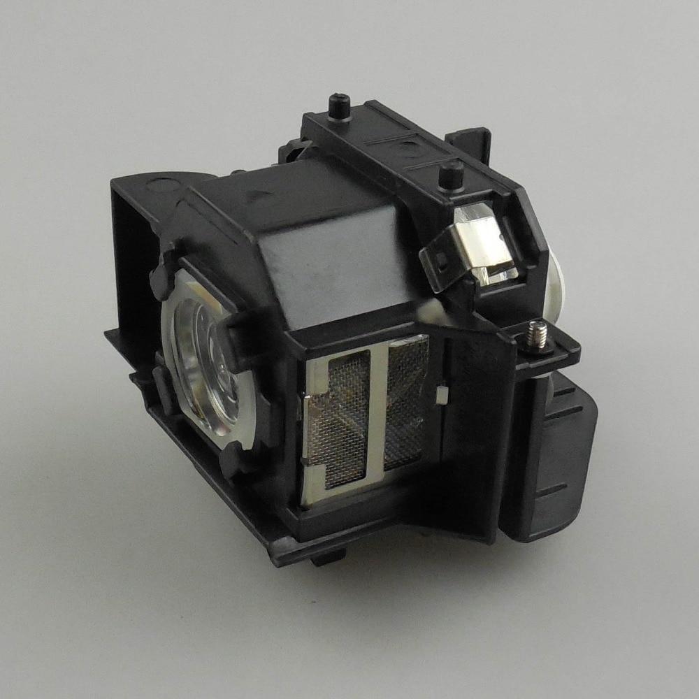 Original Projector Lamp ELPLP36 / V13H010L36 for EPSON EMP-S4 / EMP-S42 / PowerLite S4 original lamp w housing for elplp36 v13h010l36 powerlite s4 emp s4 emp s42