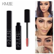 KIMUSE Makeup Mascara Cosmetic Length Extension Long Curling Eyelash Black Mascara Eyelash Lengthener Makeup Maquiagem Rimel