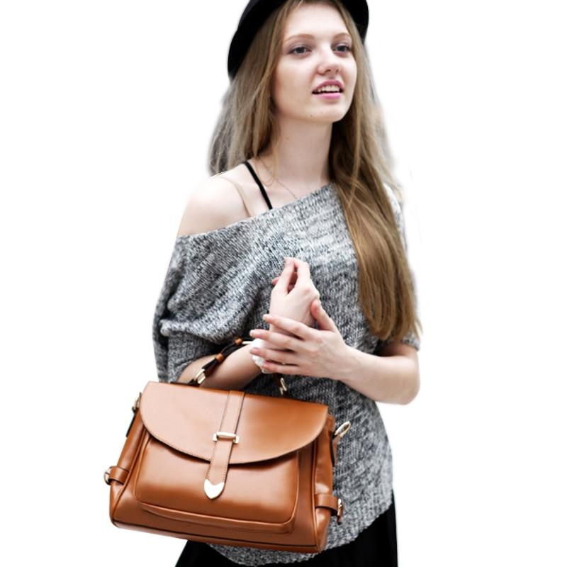 Fashion bag 2017 - Maras Dream Vintage Korean Style New Vintage Pu Shoulder