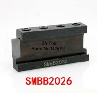 SMBB 2026 Teil Off Block Drehmaschine schneidwerkzeug Ständer Halter 20mm Hohe Klinge 26mm Werkzeug Post Für Drehmaschine maschine-in Drehwerkzeug aus Werkzeug bei