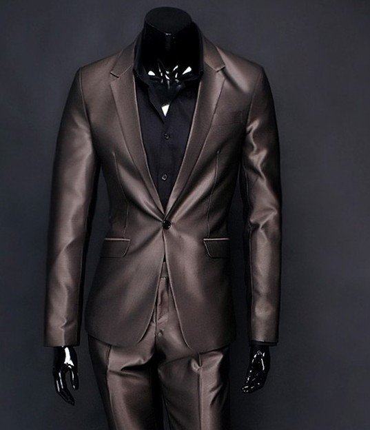 Mens Silk Suits | My Dress Tip