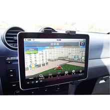 High Quality Universal Air Vent Dash Tablet Car Mount Stand Holder for mobile galaxy tab iPad 2 3 4 5 Mini Tablet pc 8 9 10 inch