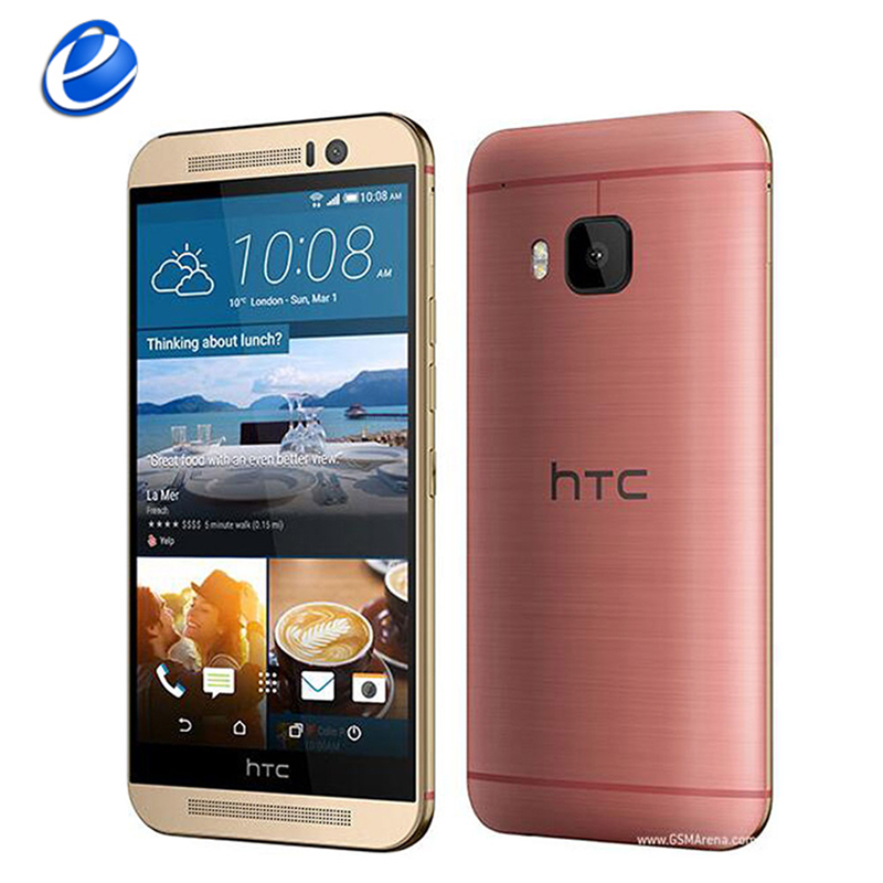 Original HTC ONE M9 Unlocked Mobile phone Octa core 3GB RAM 32GB ROM 20MP Camera 3G
