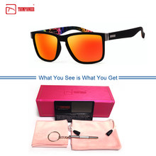 b7e6f86e4 TRUMPIONEER 2019 Novos Óculos Polarizados Óculos De Sol Dos Homens  Masculino Retangular Óculos de Armação Dos