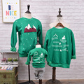 Winter Family look mommy and me hoodies cashmere sweater snow matching father mother daughter son Christmas outfits clothes