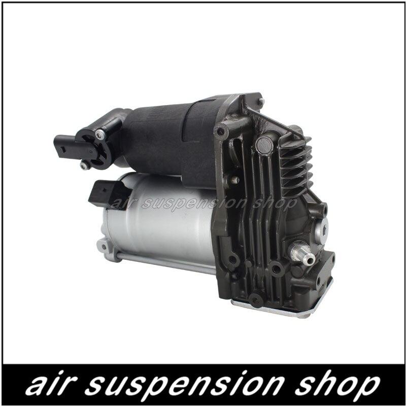 Airmatic Suspension Compressor Pump For BMW E70 E71 E72 X5 X6 Gas shock pneumatic Wabco Bumper Parts 37206789938 37226785506