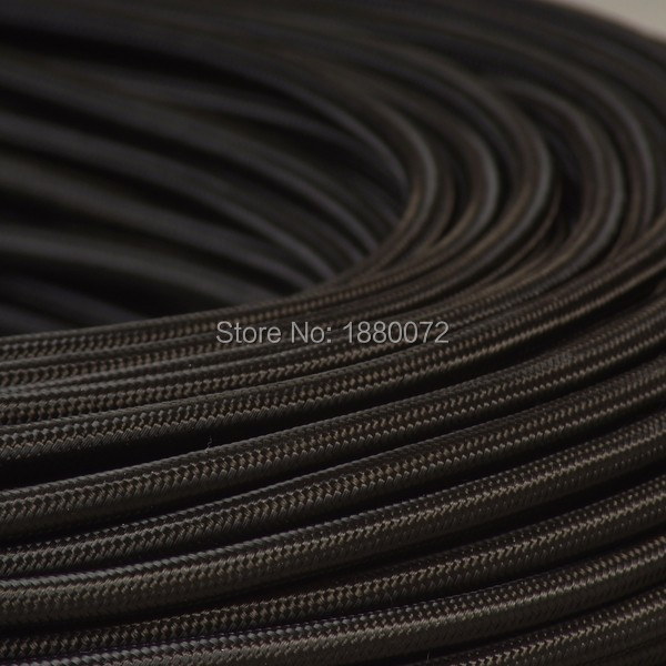 2 0 75mm Copper Cloth Covered Electrical Wire Vintage Style L Rh Aliexpress Old: Old Cloth Covered Electrical Wiring At Goccuoi.net