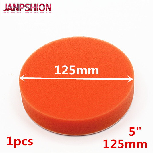 JANPSHION 125mm Gross Polishing Buffing Pad 5